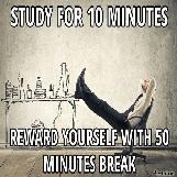 50 minute break