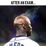 After An Exam
