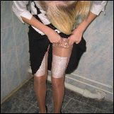 Cheating Pantyhose