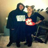 College Debt Halloween Costume