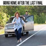 Going Home After the Last Final