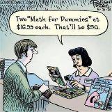 Math for Dummies Cartoon