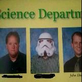 Teacher Star Wars Yearbook