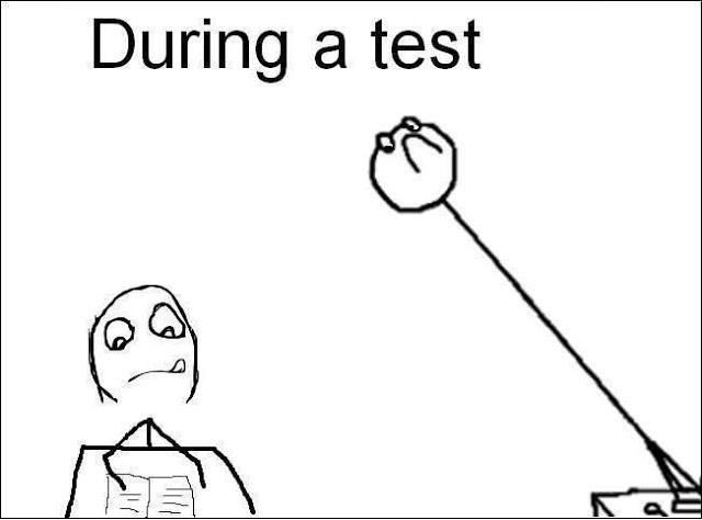 essay cheating during exam