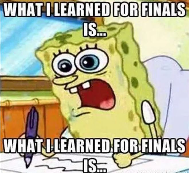 Are you ready to learn spongebob
